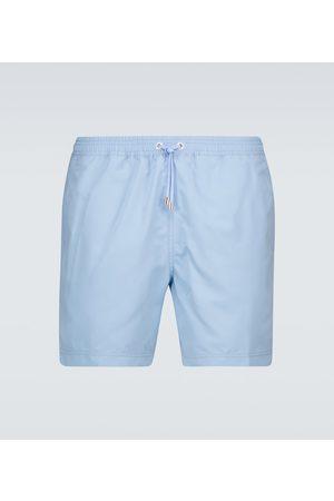 Sunspel Men Swim Shorts - Upcycled Marine Plastic swim shorts