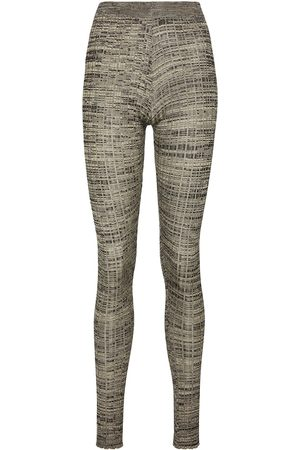 PETAR PETROV Women Leggings - Erin high-rise silk leggings