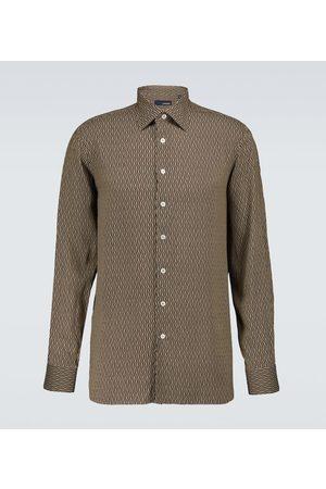 LARDINI Men Long sleeves - Elangelo long-sleeved shirt