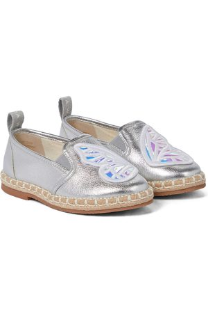 SOPHIA WEBSTER Girls Espadrilles - Butterfly leather espadrilles