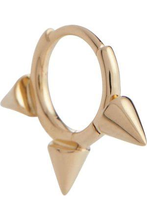 Maria Tash Triple Spike Clicker 14kt single earring