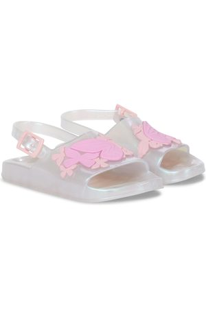 SOPHIA WEBSTER Girls Sandals - Butterfly rubber sandals