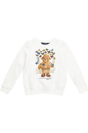 Ralph Lauren Polo Bear cotton-blend sweatshirt