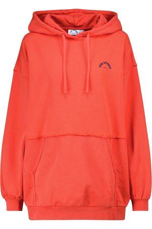 The Upside Dana cotton jersey hoodie