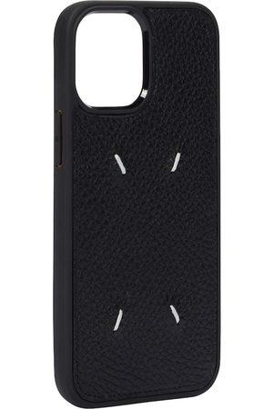 Maison Margiela Leather iPhone 12 Pro Max case