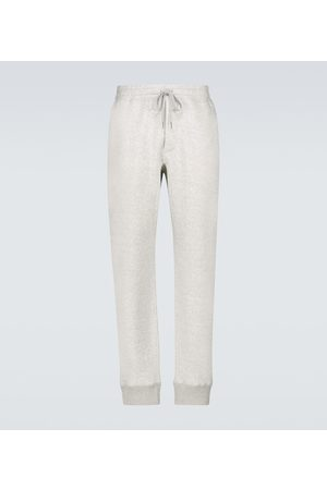 Tom Ford Men Sports Pants - Vintage jersey sweatpants