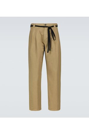 Loewe Paula's Ibiza pleated pants