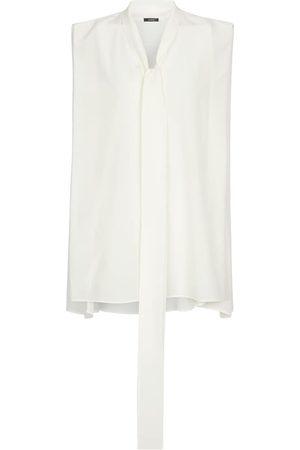 Joseph Batin silk crêpe de chine blouse