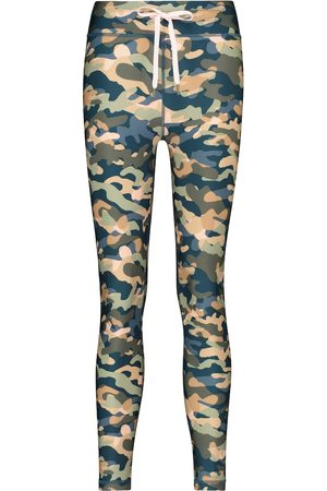 The Upside Himalaya Camo printed leggings