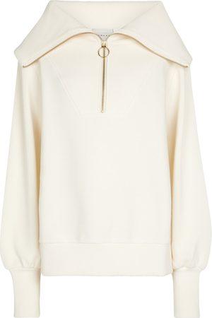 Varley Vine cotton-blend sweatshirt