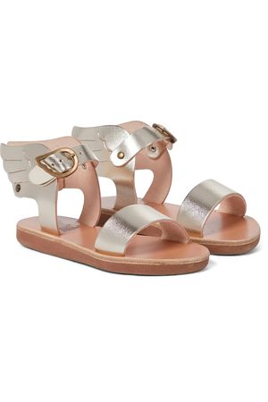 Ancient Greek Sandals Little Ikaria Soft leather sandals