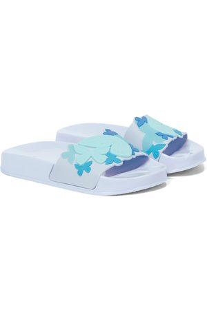 SOPHIA WEBSTER Butterfly rubber slides