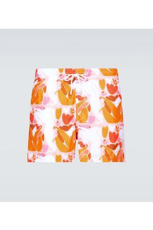ARRELS Barcelona Terracotta Summer Joy x Amber Vittoria swim shorts