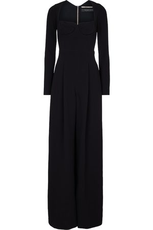 Roland Mouret Dawlish stretch-crêpe jumpsuit