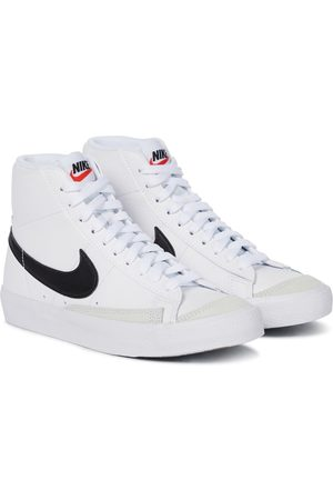 Nike Sneakers - Blazer Mid '77 leather sneakers