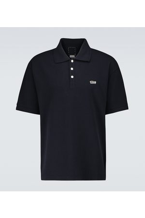 VISVIM Jumbo Weller short-sleeved polo shirt