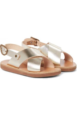 Ancient Greek Sandals Little Maria Soft leather sandals