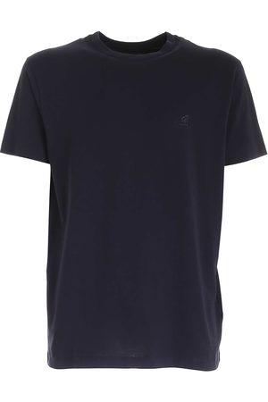 Hogan Men T-shirts - MEN'S KQMB3422310TJYU809 COTTON T-SHIRT