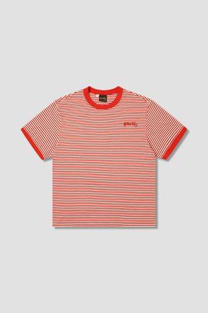 Stan Ray Ringer T-Shirt - /Natural Stripe