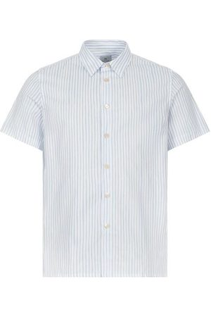 Paul Smith PS Paul Smith Short Sleeve Striped Casual Fit Shirt