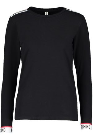 Moschino Womens Lounge Tapered Top