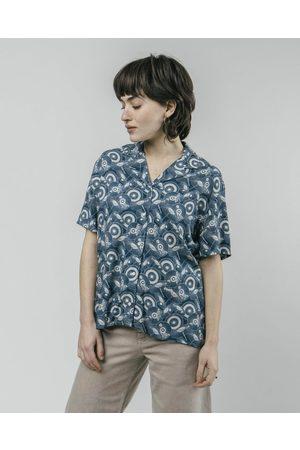 Brava Fabrics The Osaka Parasol Aloha Blouse