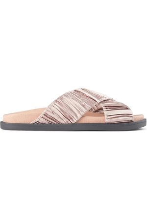 Shoe The Bear Ivy Cross Sandals - Nude