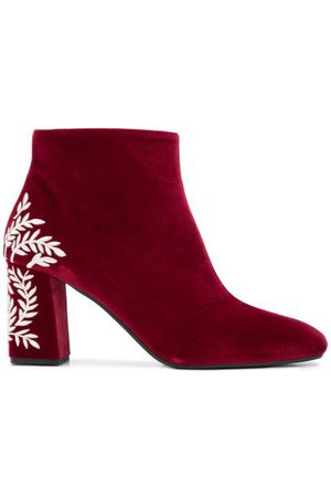 Pollini Bargogna Mid Heel Ankle Boot