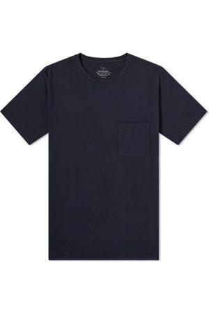Save Khaki United Men T-shirts - Supima Pocket Tee