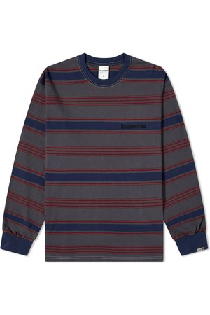 This Is Never That Ls Onyx Striped Tee