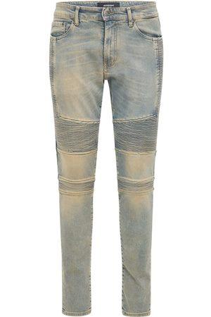 Represent Biker Skinny Fit Denim Jeans