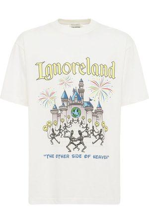 LIFTED ANCHORS Men T-shirts - Ignoreland Print Cotton T-shirt