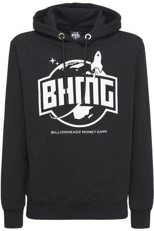BHMG Logo Cotton Hoodie