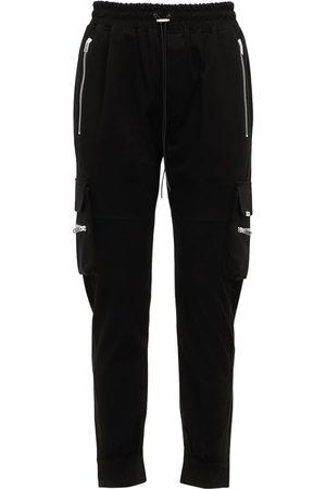 Represent Cotton Cargo Military Pants