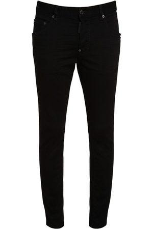 Dsquared2 Men Jeans - 14cm Super Twinky Cotton Denim Jeans
