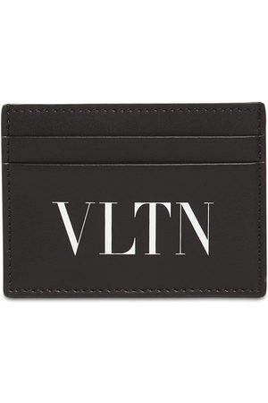 VALENTINO GARAVANI Vltn Leather Card Holder