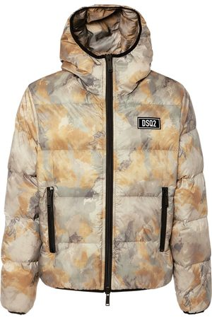 Dsquared2 Faded Tech Down Jacket