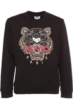 Kenzo Icon Embroidered Crewneck Sweatshirt