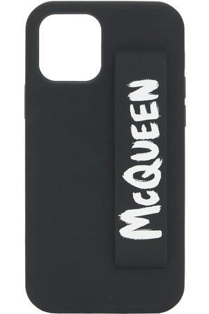 Alexander McQueen Graffiti Logo I-phone 12 Pro Cover