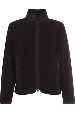 Kenzo Fleece Zip-up Jacket
