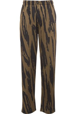 Kenzo Men Sweatpants - All Over Printed Track Pants