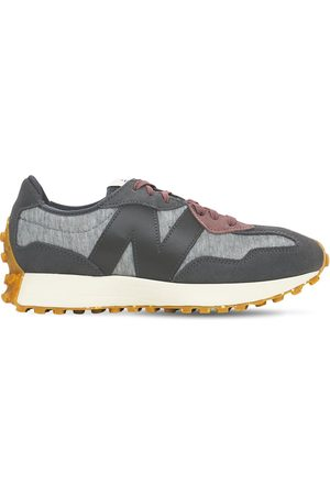 New Balance 327 Suede & Textile Sneakers