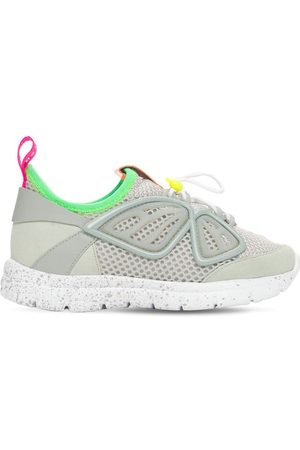 SOPHIA WEBSTER Fly-by Mesh Sneakers