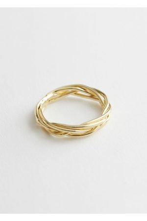 & OTHER STORIES Organic Layered Ring