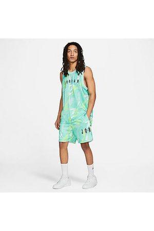 Nike Jordan Men's Jumpman Air Allover Print Mesh Shorts Size Small 100% Polyester