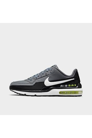 Nike Men's Air Max LTD 3 Casual Shoes in Grey/ Size 7.5 Leather