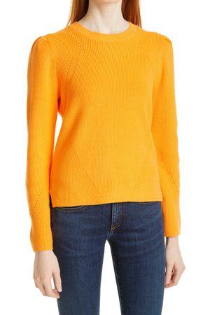 VERONICA BEARD Women Sweaters - Women's Darja Crewneck Sweater