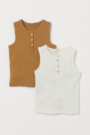 H&M 2-pack Tank Tops