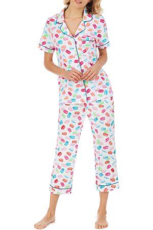BedHead Women's Classic Crop Pajamas