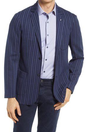 Bugatchi Men's Men's Stripe Sport Coat